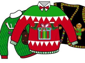 Wacky Sweater