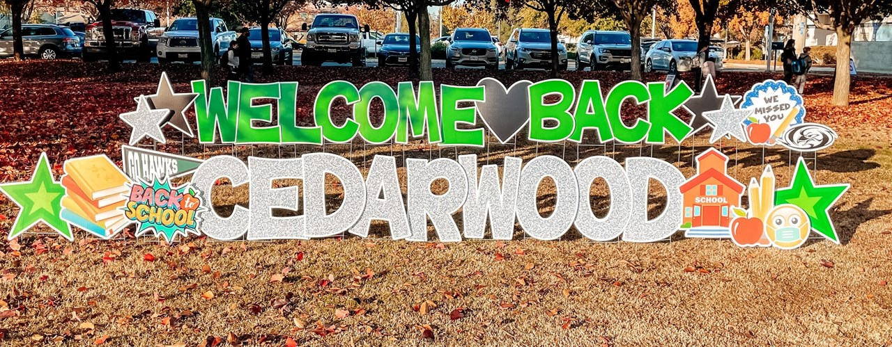 Welcome Back Hawks